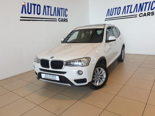 2015 BMW X3 xDRIVE20i Auto Western Cape Cape Town_0