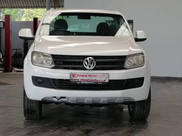 2010 Volkswagen Amarok 2.0tdi 103kw Sc Pu  Gauteng Vereeniging_0