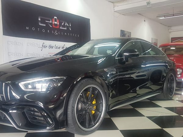 2019 Mercedes-Benz AMG GT GT63 S Kwazulu Natal Durban North_0