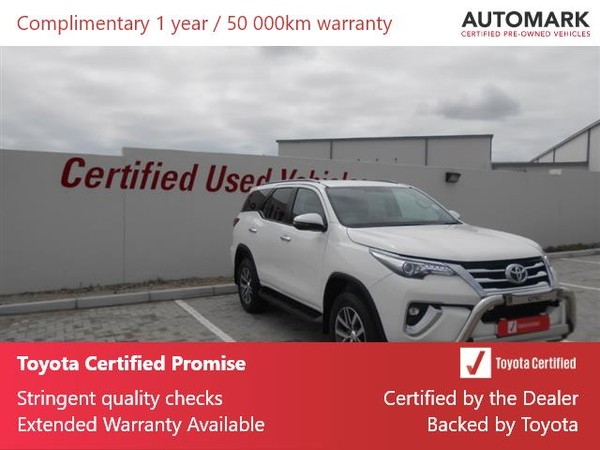 2020 Toyota Fortuner 2.8GD-6 Epic Auto Eastern Cape Port Elizabeth_0