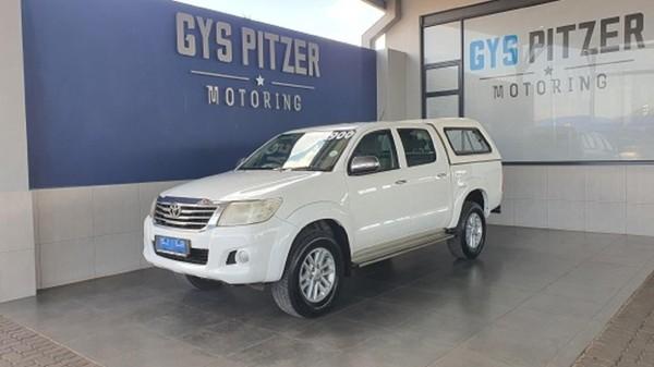 2012 Toyota Hilux 2.7 Vvti Raider Rb Pu Dc  Gauteng Pretoria_0