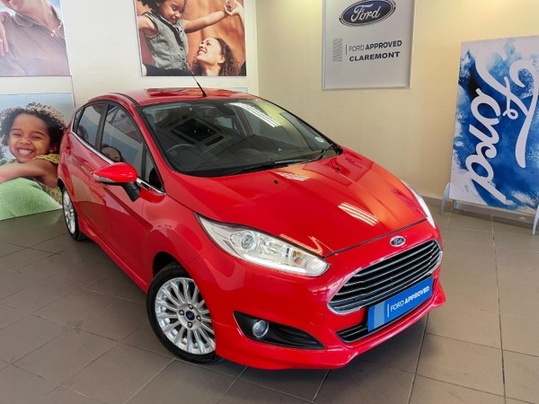 2017 Ford Fiesta 1.0 Ecoboost Titanium 5dr  Western Cape Ottery_0