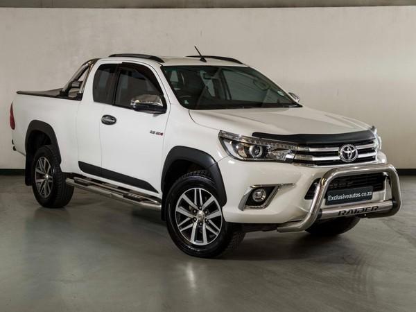 2018 Toyota Hilux 2.8 GD-6 RB Raider 4x4 Extra Cab Bakkie Auto Gauteng Pretoria_0