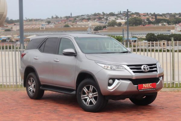 2019 Toyota Fortuner 2.4GD-6 RB Auto Eastern Cape Port Elizabeth_0