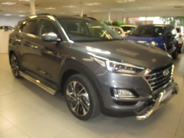 2020 Hyundai Tucson 2.0 CRDi Executive Auto Kwazulu Natal Pietermaritzburg_0