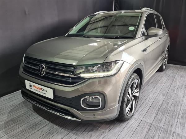 2021 Volkswagen T-Cross 1.0 TSI Highline DSG Kwazulu Natal Hillcrest_0