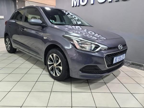 2017 Hyundai i20 1.2 Motion Kwazulu Natal Durban_0