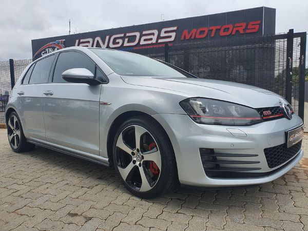 2015 Volkswagen Golf VII GTi 2.0 TSI DSG Performance Gauteng Johannesburg_0