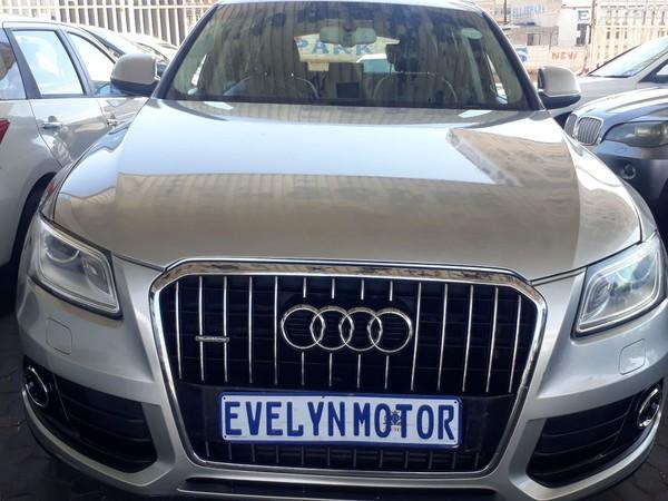 2013 Audi Q5 2.0 Tdi S Quattro  Gauteng Johannesburg_0