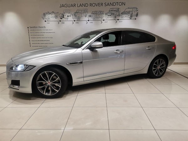 2017 Jaguar XF 2.0 D Prestige Gauteng Rivonia_0
