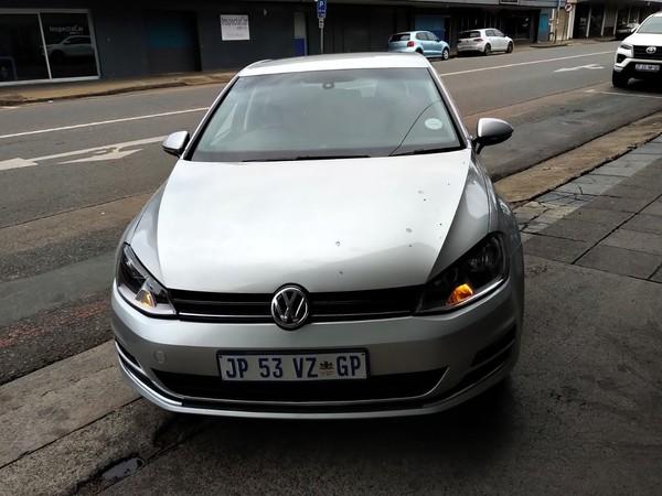 2017 Volkswagen Golf VII 1.4 TSI Comfortline Gauteng Pretoria_0