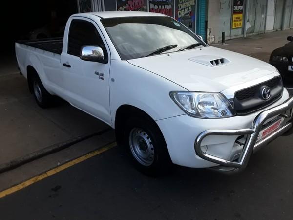 2009 Toyota Hilux 2.5d-4d Srx 4x4 Pu Dc  Kwazulu Natal Durban_0