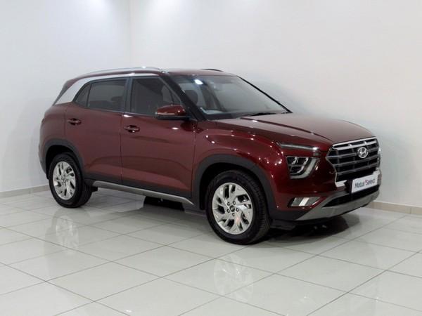 2021 Hyundai Creta 1.5D Executive Auto Gauteng Alberton_0