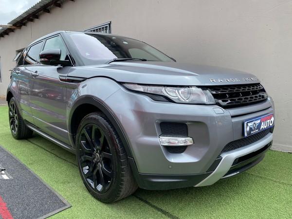 2013 Land Rover Evoque 2.0 Si4 Dynamic  Gauteng Boksburg_0