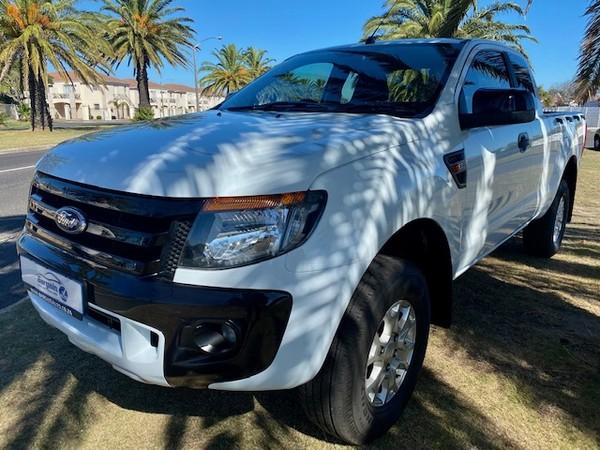 2014 Ford Ranger 2.2tdci Xl Pu Supcab  Western Cape Goodwood_0