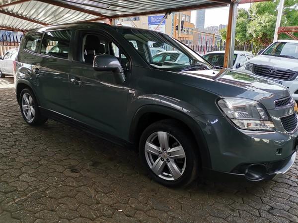 2012 Chevrolet Orlando 1.8ls  Gauteng Jeppestown_0