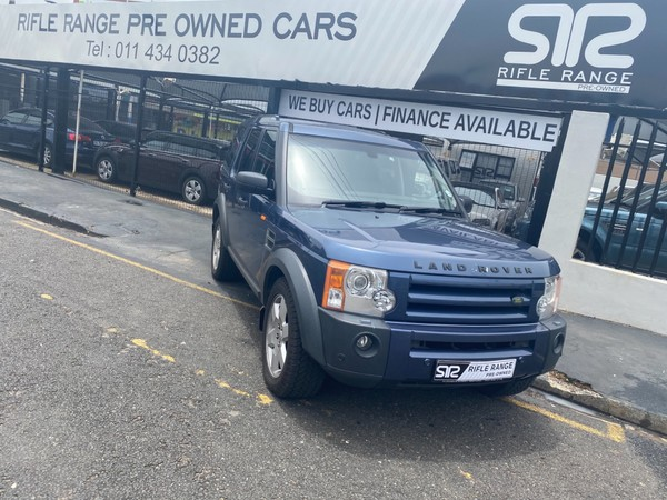2006 Land Rover Discovery 3 V8 Hse At  Gauteng Rosettenville_0