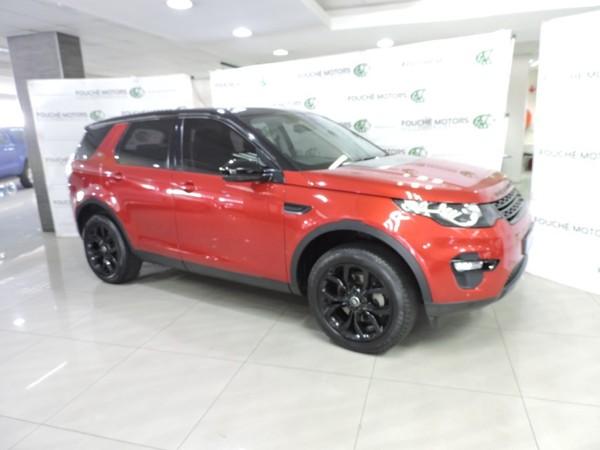 2016 Land Rover Discovery Sport Sport 2.2 SD4 SE Gauteng Vereeniging_0