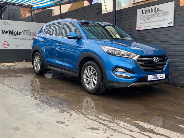 2016 Hyundai Tucson 1.6 TGDI Executive Gauteng Johannesburg_0