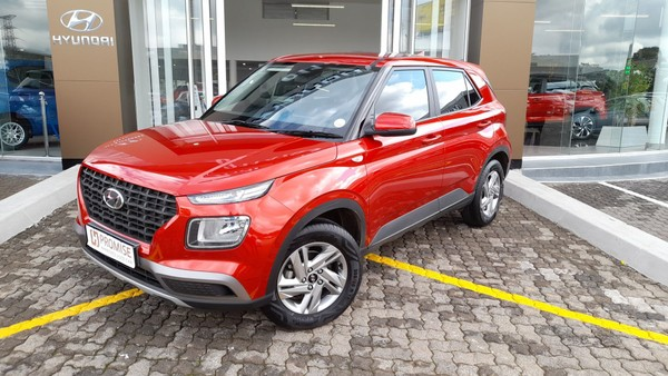 2021 Hyundai Venue 1.0 TGDI Motion Gauteng Randburg_0