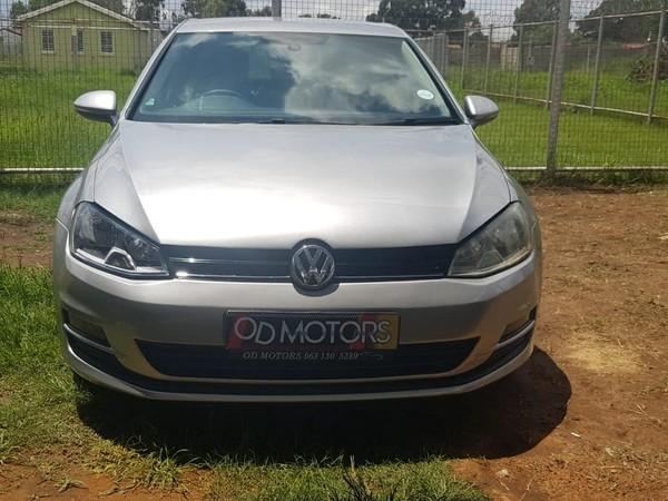 2014 Volkswagen Golf VII 1.4 TSI Comfortline Gauteng Randfontein_0
