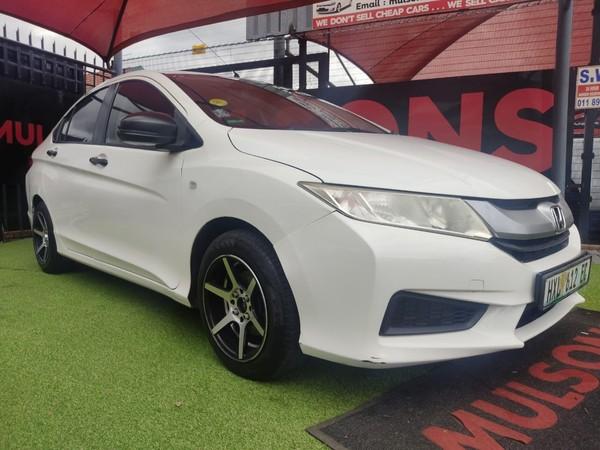 2015 Honda Ballade 1.5 Elegance Gauteng Boksburg_0