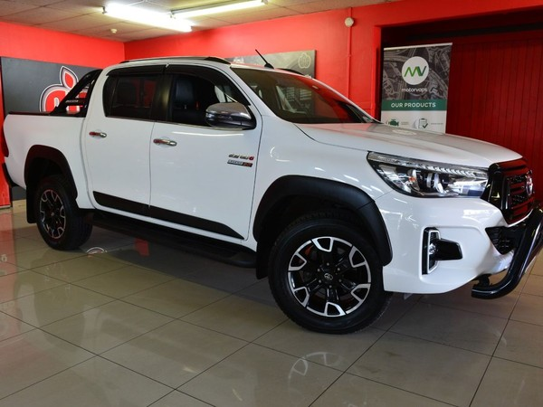 2019 Toyota Hilux Legend 50 -R8995 pm Western Cape Parow_0