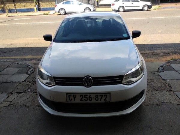 2011 Volkswagen Polo 1.4 Comfortline   Gauteng Pretoria_0