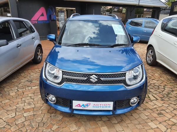 2019 Suzuki Ignis 1.2 GLX Gauteng Lenasia_0