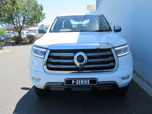 2021 GWM P-Series PV 2.0TD LT 4X4 Auto Double Cab Bakkie Western Cape Goodwood_0