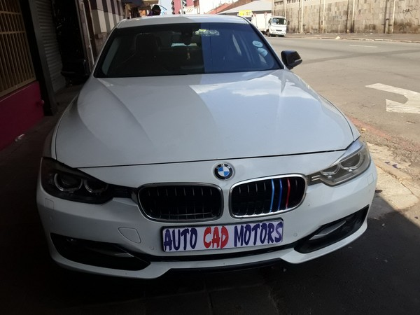 2013 BMW 3 Series 320d At f30  Gauteng Johannesburg_0