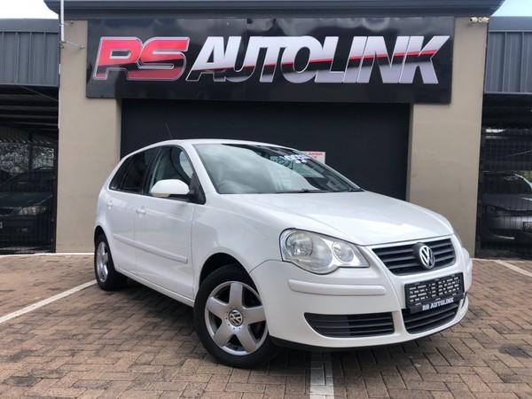 2007 Volkswagen Polo 1.6 Comfortline At  Mpumalanga Witbank_0