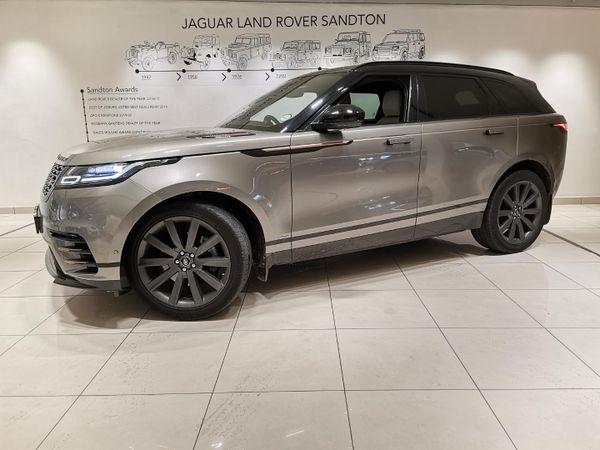 2018 Land Rover Velar 3.0 D SE Gauteng Rivonia_0
