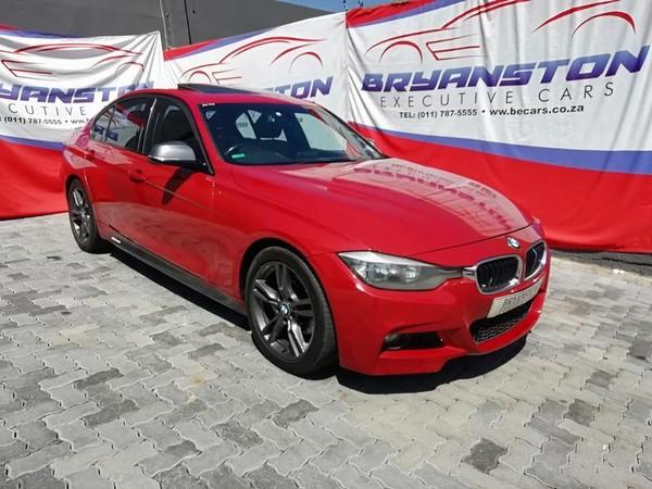 2012 BMW 3 Series 320d M Sport Line At f30  Gauteng Randburg_0