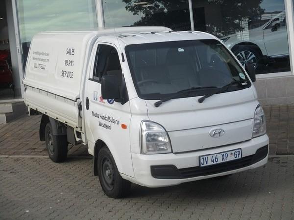 2021 Hyundai H100 Bakkie 2.6d Ac Fc Ds  Gauteng Roodepoort_0