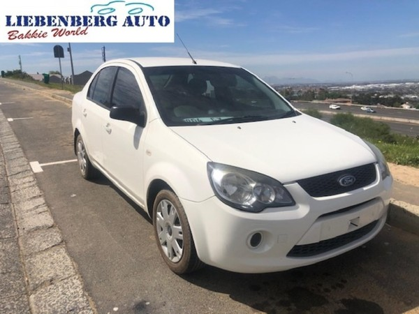 2013 Ford Ikon 1.6 Ambiente  Western Cape Cape Town_0