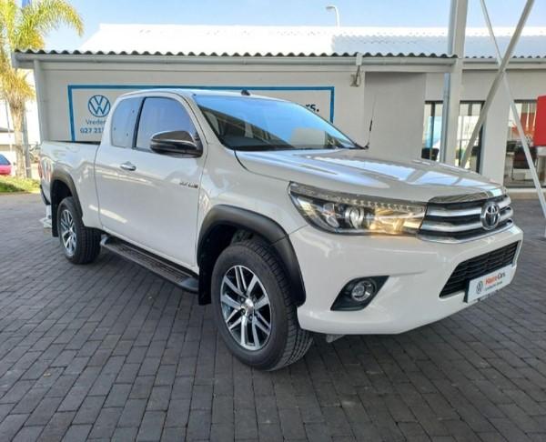 2018 Toyota Hilux 2.8 GD-6 RB Raider 4x4 Extra Cab Bakkie Auto Western Cape Vredendal_0