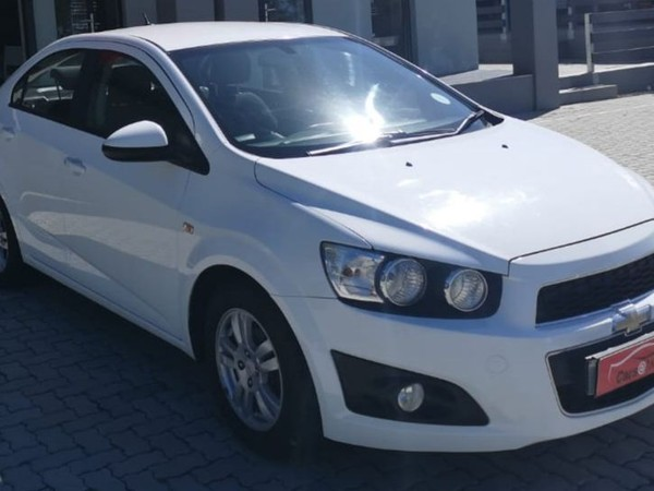 2013 Chevrolet Sonic 1.4 Ls  Eastern Cape Port Elizabeth_0