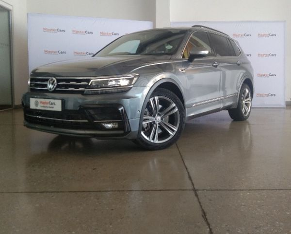 2018 Volkswagen Tiguan Allspace  2.0 TSI Comfortline 4MOT DSG 132KW Mpumalanga Nelspruit_0
