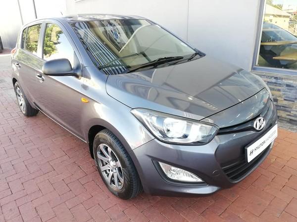 2015 Hyundai i20 1.2 Motion  Western Cape Worcester_0