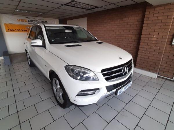 2012 Mercedes-Benz ML Ml 500 Be  Gauteng Edenvale_0