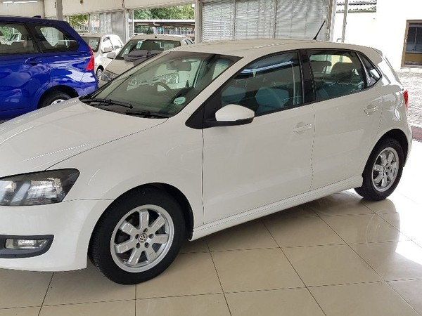 2014 Volkswagen Polo 1.2 Tdi Bluemotion 5dr  North West Province Brits_0