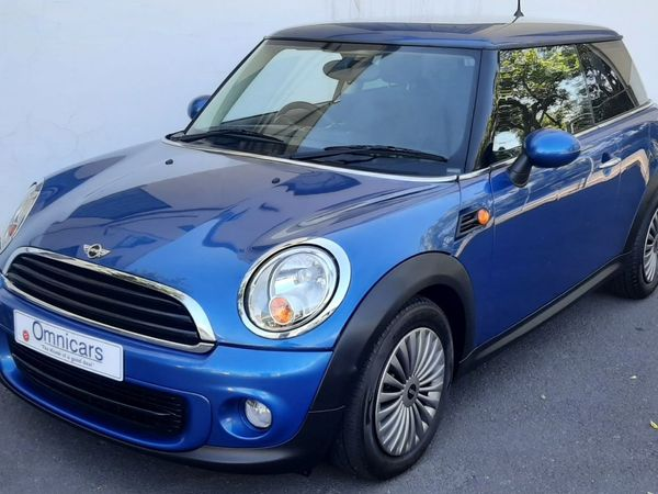 2011 MINI Hatch One 1.6 Western Cape Paarl_0