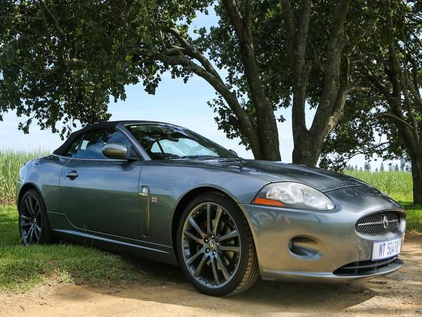 2006 Jaguar XK Convertible Luxury  Kwazulu Natal Pinetown_0