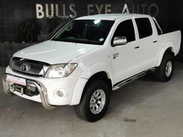 2009 Toyota Hilux 4.0 At Raider 4x4 Pu Dc  Gauteng Silverton_0