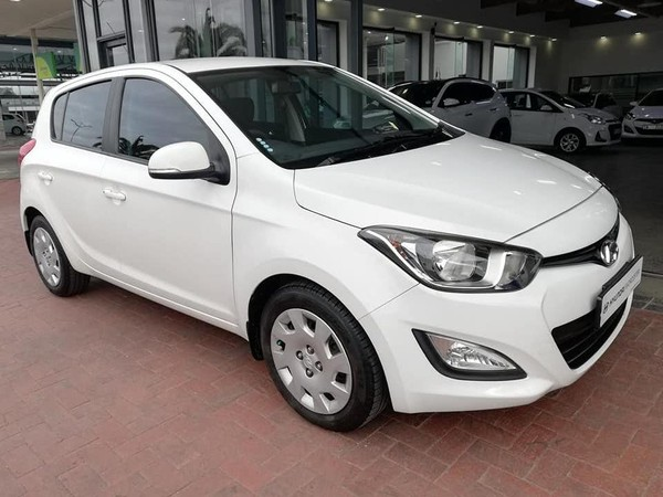 2012 Hyundai i20 1.4 Fluid  Western Cape Worcester_0