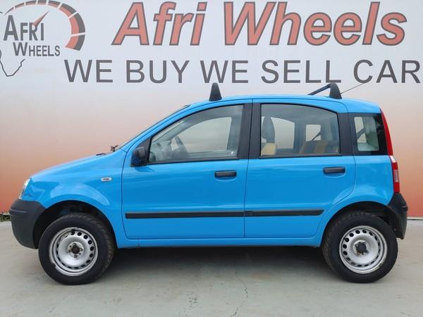 2006 Fiat Panda 1.2 Climbing 4x4  Gauteng Pretoria_0