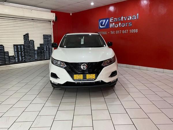 2021 Nissan Qashqai 1.2T Midnight CVT Mpumalanga Bethal_0