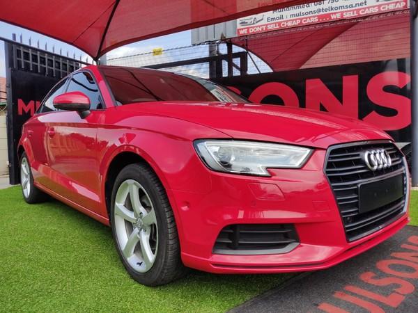 2018 Audi A3 1.0 TFSI STRONIC Gauteng Boksburg_0