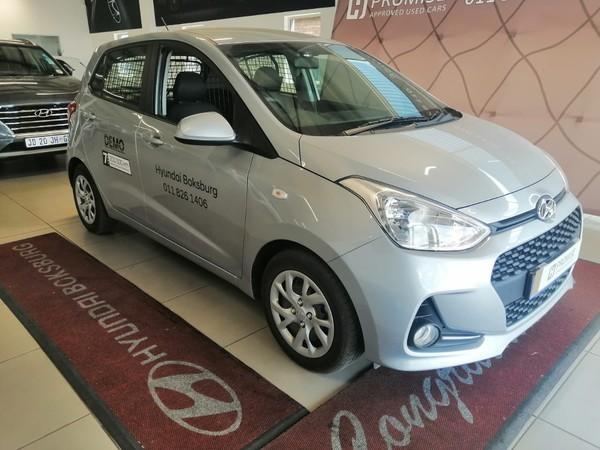2020 Hyundai Grand i10 1.0 Motion Cargo FC PV Gauteng Boksburg_0